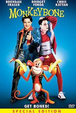 Monkeybone (DVD, 2006, Special Edition Widescreen Sensormatic)
