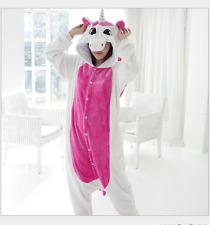 Unisex Adult Unicorn Tenma Kigurumi Pajamas Animal Cosplay Costume Sleepwear