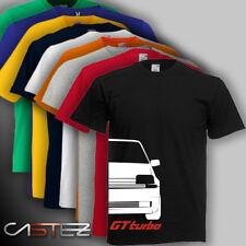 Camiseta  coche rally racing clasico basado r5 gt turbo renault  ENVIO 24/48h