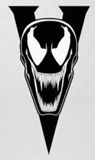 V VENOM Vinyl Decal -Sticker for Car Truck Bumper Wall Decor - Comics Villain