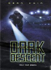 Dark Descent (DVD,2002) New!! Sealed!!   Dean Cain