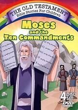 Moses & The Ten Commandments