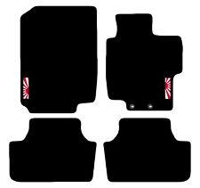 Honda Accord 2003 to 2008 (Manual) Tailored Carpet Car Floor Mats with logo