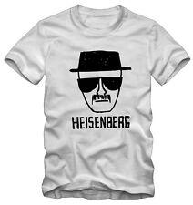 T-shirt /Maglietta breaking bad Walter Heisenberg Serie TV