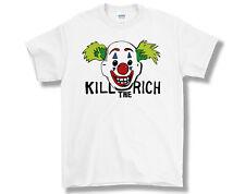 Joker Inspired T-Shirt Tee Adult, Mask Joaquin Phoenix FAN ART