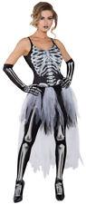 Sexy Skeleton Adult Costume