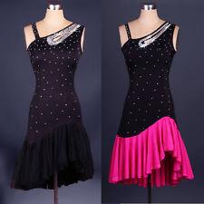 Latin Dance Dress Tango Salsa Costume Ballroom Competition Performance Dress
