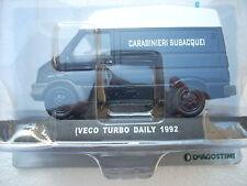 IVECO TURBO DAILY 1992 CARABINIERI SCALA 143