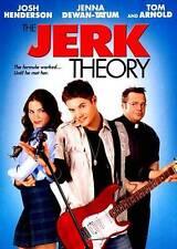 The Jerk Theory DVD NEW Tom Arnold Jenna Dewan Tatum Josh Henderson Romantic