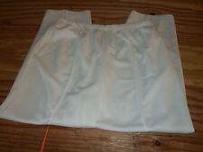 Blair New Womens White 16 PT Petite Casual Pants Bottoms