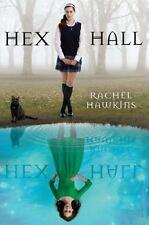 Hex Hall, Hawkins, Rachel, Good Condition, Book