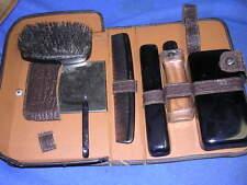 Antique Grooming Kit Very Nice Shape