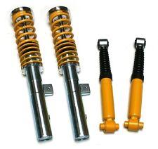 4 amortisseurs + suspensions combinés filetes peugeot 206 & cc & HDI & sw & RC