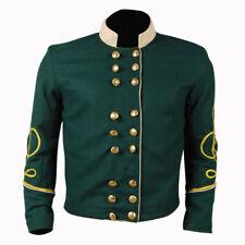 Us Civil war American Union berdans sharpshooter Captains Shell Jacket-2 braids