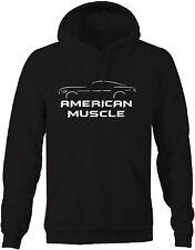 American Muscle Car Mustang Cobra Shelby  Sweatshirt Hoodie