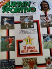 Guerin Sportivo 12 1979 La Favola dell'Udinese