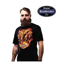 Harley Davidson T-Shirt in Black Model Hog