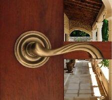 FPL Marseille Privacy Door Lever Set for Bedroom and Bathroom Doors