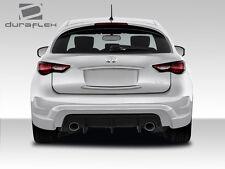 Duraflex FX50 QX70 CT-R Rear Bumper Cover - 1 Piece For Infiniti FX35 09-18