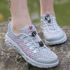 Women Water Beach Aqua Swim Shoes Hiking Walking Sport Breathable Size 5 6 7 8 9
