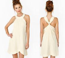 Mini Vestito Donna - Woman Mini Dress Copricostume - Casual Summer - A 110027