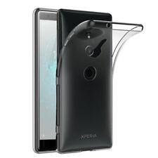 "Accessoire Etui Coque Silicone Gel UltraSlim Sony Xperia XZ2 5.7"" H8216 H8266"