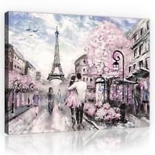 Wandbild  Leinwandbild Kunstdruck F411470_PP Canvas Picture Print Paris