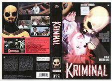 Kriminal (1966) VHS