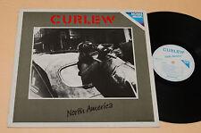 CURLEW:LP-NORTH AMERICA-AVANT GARDE EXPERIMENTAL EX