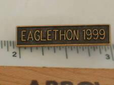 1999 Eaglethon Motorcycle PIN Badge