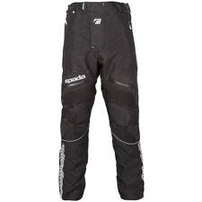 Spada Ladies Metro Waterproof Textile Motorcycle Trousers - Black
