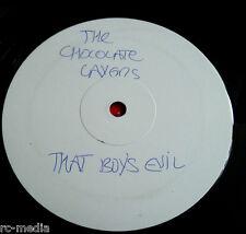"PULP -That Boy's Evil- Very Rare UK 12"" Test Pressing"