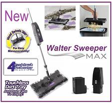 Sweeper Max - New Latest Cordless swivel sweeper G9 Quad-Brush free post