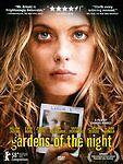 Gardens of the Night (DVD, 2008) Gillian Jacobs, John Malkovich, Tom Arnold NEW
