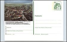 Bildpostkarte DBP Ganzsache WANGERLAND Deutsche Bundespost Bund
