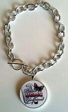 Marine Girlfriend Charm Bracelet