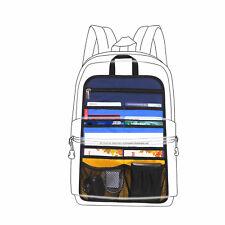 Backpack Insert Organizer Office File Document Storage Business Organizer