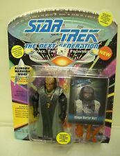 #3734 NRFC Playmates Star Trek the Next Generation Klingon Warrior Worf
