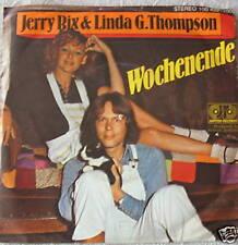 "7"" Grand Prix! Jerry Rix & LINDA G. THOMPSON Weekend"