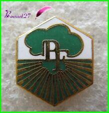 Pin's PF avec un Arbre Vert #F4