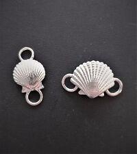 LeStage Convertible Bracelet Clasp - Scallop