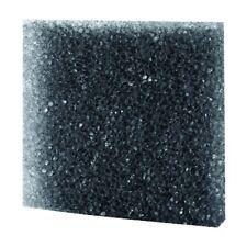 Hobby Filterschaumstoff schwarz - grob Filterschwamm zum Zuschneiden