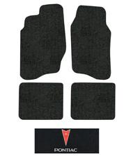 1995-2005 Pontiac Sunfire Floor Mats - 4pc - Cutpile   Fits: 2DR, 4DR