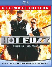 HOT FUZZ (Blu-ray Disc, 2009)
