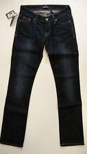 GUESS JEANS Donna GWA125-EZ394 Jeans Skinny Slim Fit Low Rise Denim Blue Jeans