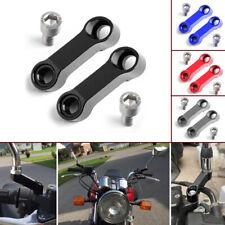 Adaptador de Espejo de Extensión 10mm para Honda CB750 CB400 CB1000R CB600F ES