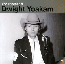 DWIGHT YOAKAM - THE ESSENTIALS NEW CD