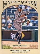 2011 Topps Gypsy Queen Baseball Card Pick 1-250