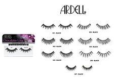 Ardell Professional - DOUBLE UP - Black False Eyelashes - CHOOSE STYLE & AMOUNT