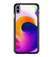 Rainbow Petals Coloured Swivel Vibrant Detailed Line Art 2D Phone Case Cover